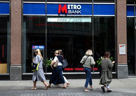 Metro Bank Expects Net Loans to Improve in H2, Reports Smaller Loss