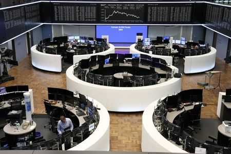 European Stocks Snap 10-Day Rally as China Data Drags