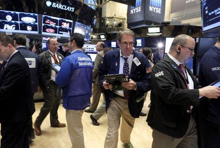 Equities Gain, U.S. Dollar Falls; Fed Seen Less Eager to Taper