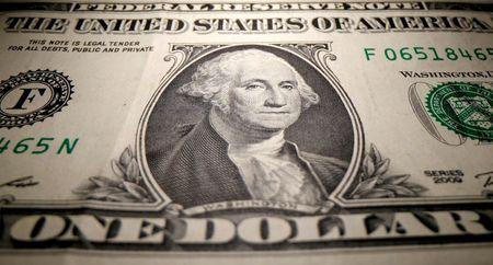 Dollar Edges Higher as Oil Slows, U.S. Yields Rise
