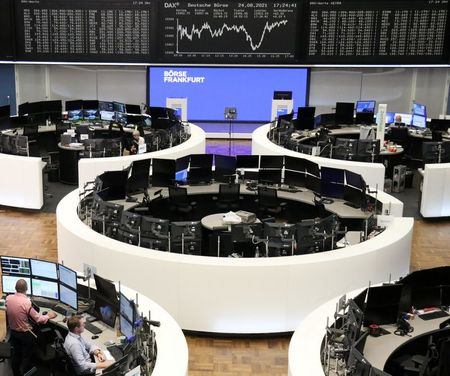 European Shares Seen Holding Tight to Record Levels: Reuters Poll