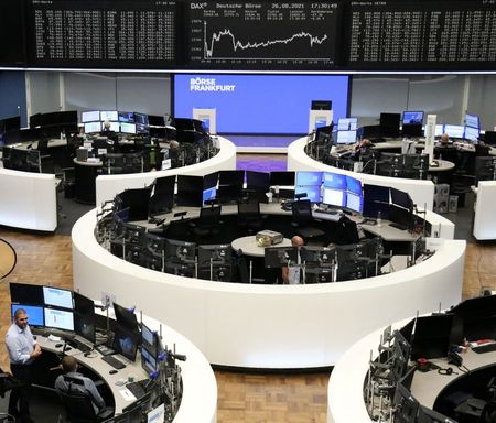 European Shares End Higher on Dovish Fed, Entra Leads Gains