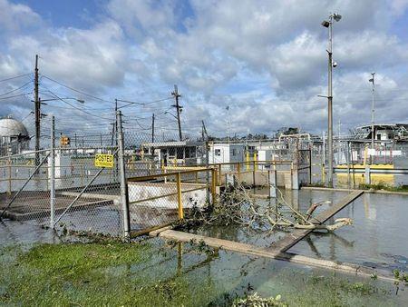 FILE PHOTO: Damage from Hurricane Ida