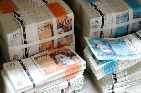 Sterling Slips Again Ahead of Vote on New UK Tax