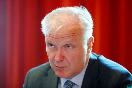 ECB's Rehn Warns Governments to Count on Higher Rates