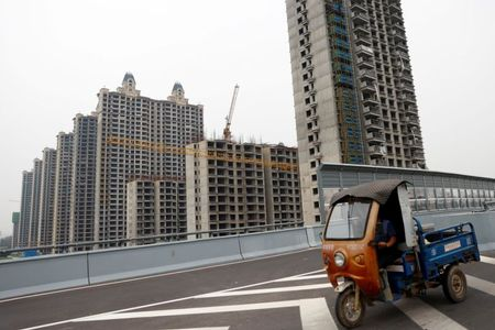 China Evergrande's Rising Default Risks Shift Focus to Possible Beijing Rescue