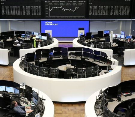 European Stocks Slide as Evergrande Concerns Resurface