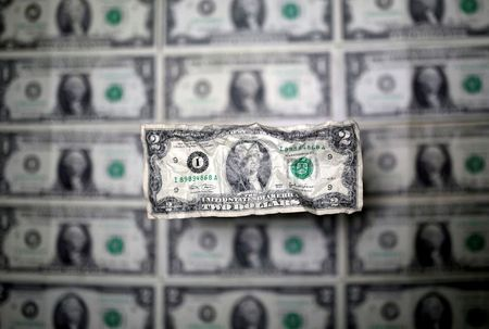 Dollar Edges Lower After Weak U.S. Factory Production Data