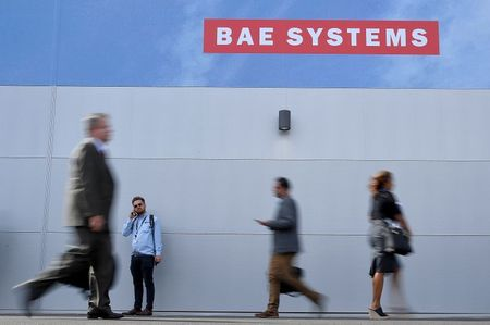 UK's BAE on Track with Air and Maritime Performing Strongly