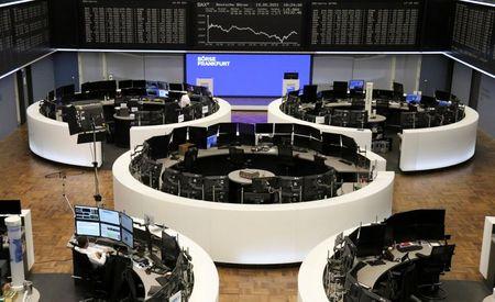 Earnings, Chip M&A Talks Keep European Stocks Buoyant