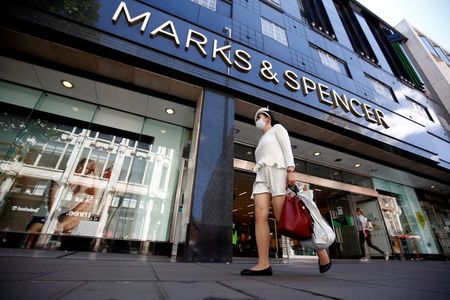 M&S to Shut a Third of Core Store Estate Over a Decade