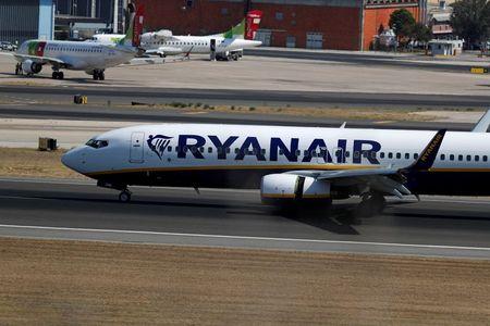 Ryanair Extends Winning Streak as Court Annuls German Aid for Condor