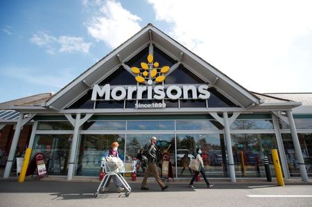 Morrisons Leaps After $7.6 Billion Private Equity Offer Rejected