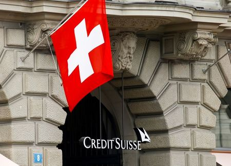 Scandal-Hit Credit Suisse Considers Creating Single Private Bank