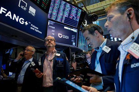China's Didi Global Inc. debuts on New York Stock Exchange
