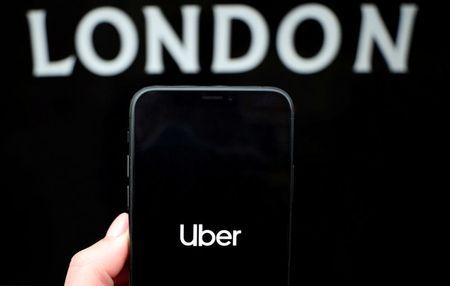 Uber Under Pressure on UK Minimum Wage in Test of Gig Economy