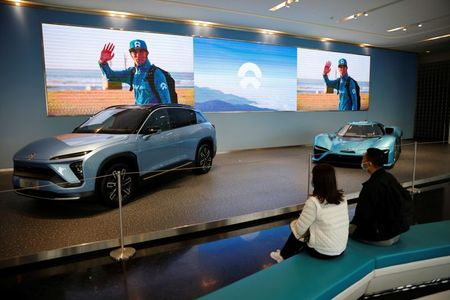 The NIO Normal: Chinese Electric Carmaker Seeks to Plug Buyers Into Lifestyle App