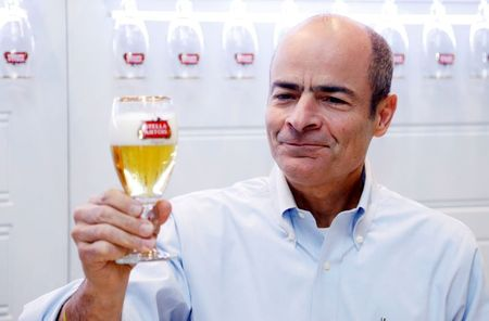 AB InBev CEO Brito to Step Down, North America Chief to Step in