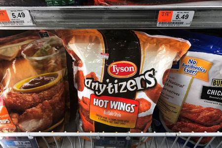 Tyson Foods Expects Costs to Hit Profit as Lifts Revenue Outlook