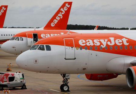 European Travel Demand Drives EasyJet Summer Comeback