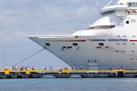 Carnival Sees Return to Cruises with 65% Fleet Capacity by End of 2021