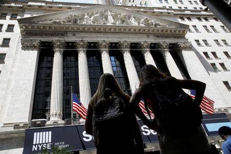 U.S. Stock Markets Hit New Highs, Treasury Yields up as Choppy Week Ends