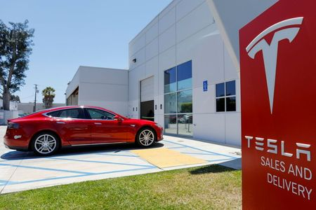 Analysis-Tesla Hikes Electric Car Prices in U.S.; Holds Line in China