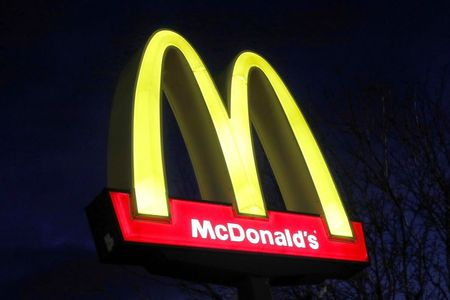 """McDonald's Sales Surge Amid Reopening Despite Staffing """"Challenges"""""""