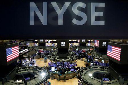 S&P, Nasdaq End at Record Highs as Dovish Fed Taper-Talk Calms Investors