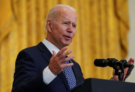 New Biden Plan Could Mandate COVID Shots or Tests for Two-Thirds of U.S. Workers