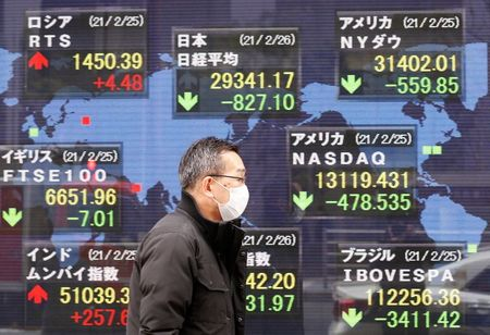 Stocks Slip, Crypto Haemorrhage Deepens Amid Inflation Worries
