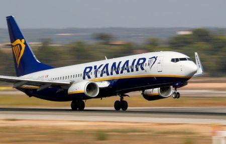 Italy's Antitrust Fines Ryanair 4.2 Million Euros For Not Refunding Passengers