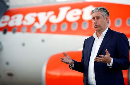 EasyJet CEO does not expect Indian variant to ruin summer travel