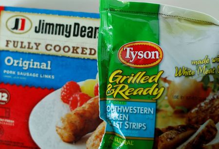 U.s. Meat Giant Tyson Foods to Launch Plant-based Food in Asia-pacific