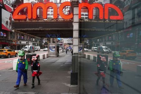 Amc Courts Reddit Crowd Again After Hedge Fund Share Deal