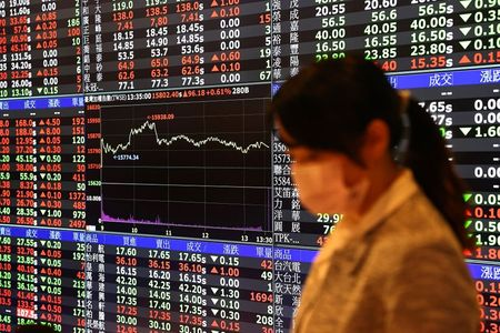 Asian Equities Clock Biggest Foreign Outflows Since March 2020