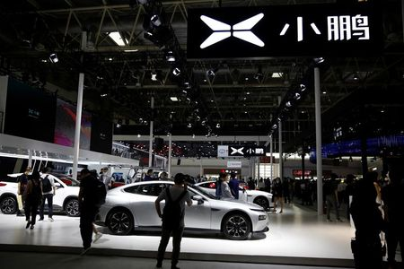 China's Ev Maker Xpeng Gets Approval to List in Hong Kong