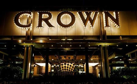 Australia's Crown 'Crying Out' for Transparency, New Ceo Tells Inquiry