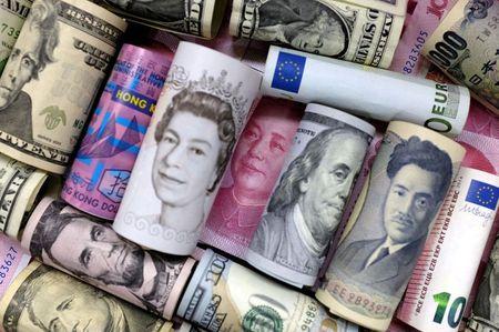 Dollar Edges Lower as Risk Appetite Returns