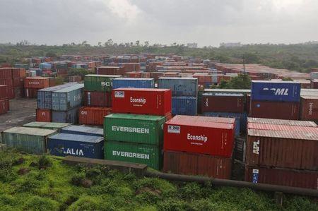 India April Trade Deficit at $15.24 Billion