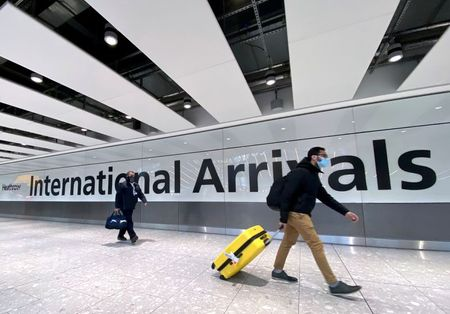 Analysis-Stricken Airlines Seek Lifeline from Transatlantic Opening