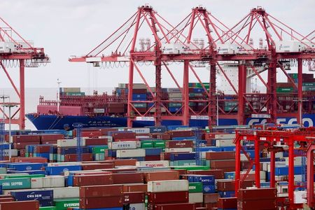 China's Exports Growth Seen Slowing as Foreign Demand Softens
