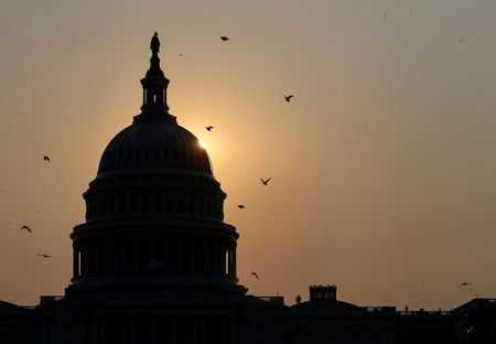 U.S. House Approves Bill to Suspend Debt Limit, Fund Government