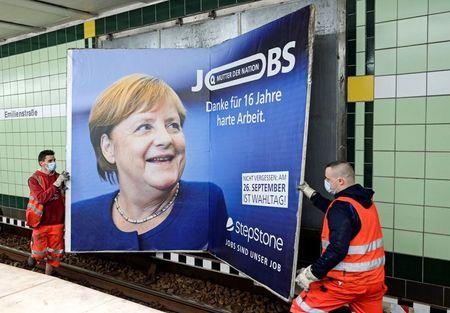 """Take Five: """"Auf Wiedersehen Merkel, hallo…?"""""""