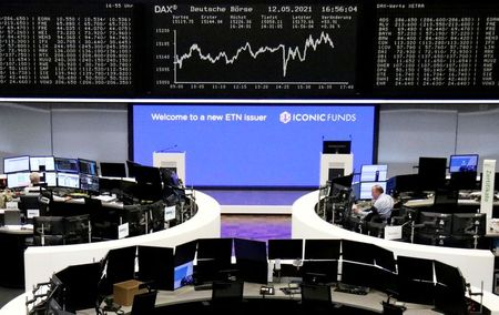 Reopening Optimism Pushes European Stocks Closer to Record High