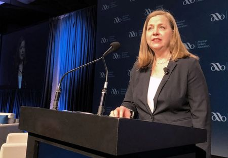 Federal Reserve Governor Michelle Bowman gives her first public remarks