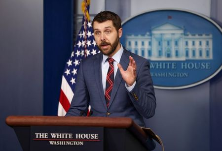 NEC Director Deese speaks at White House