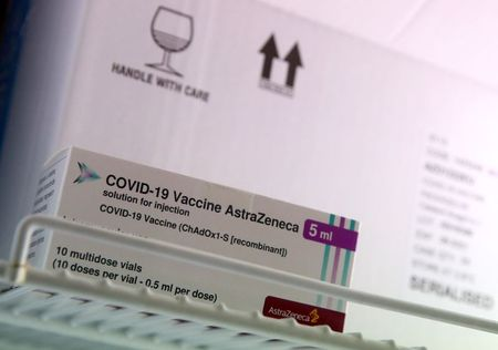WHO Urges World not to Halt Vaccinations as AstraZeneca Shot Divides Europe