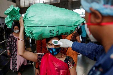 The coronavirus disease (COVID-19) pandemic, in Mumbai