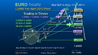 Elliott Wave Strategy EURUSD – Making the Most of EUROphoria!